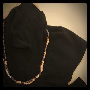 Black Knit Maxi Dress XL